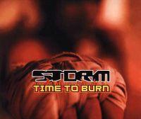 Cover Storm [DE] - Time To Burn